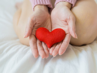 Have you checked in with your Heart?
