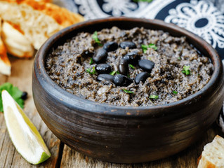 Heart Healthy Bean Dip