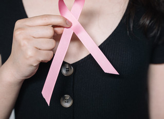 Did you know there is a 1 in 8 chance of women developing breast cancer?