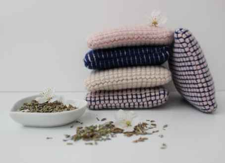 The inspiration behind my lavender products