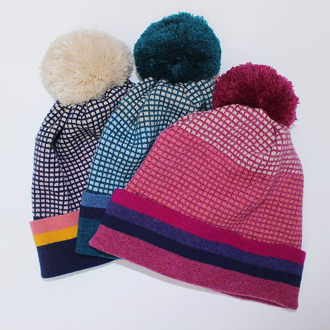 The Budapest Collection hats