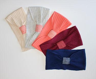 Knitluxe Studio headbands