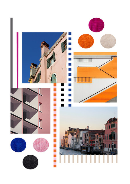 Design process: The Venice Collection