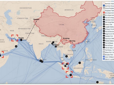 China's Long Term Trade and Currency Goals: The Belt & Road Initiative