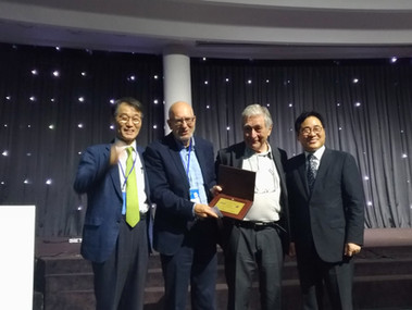 John Mathews wins Schumpeter prize 2018 for his book Global Green Shift: When CERES Meets GAIA
