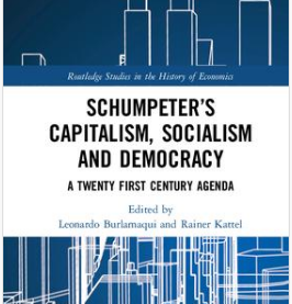 Schumpeter in the twenty-first century: Creative destruction and the global green shift