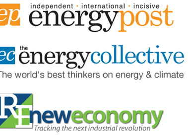 """Repost of """"Spectacular success of the German Energiewende: A 21st century energy strategy that"""