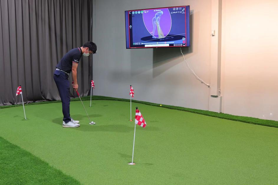 Golf Pratice