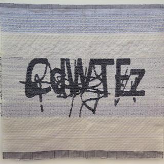 CAPTCHA:Please Type the Code 2017  Jacquard woven. Polyurethane tape, cotton, wool, novelty yarn, 28″ x 27″