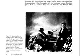 """Kate Peck Kent, """"Navajo Weaving: Three Centuries of Change,"""" Santa Fe, N.M.: School of American Research Press, 1985."""