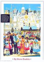 """Steve Rushin, """"Around the World in 50 Years,"""" VIA Magazine, Jan-Feb 2014"""