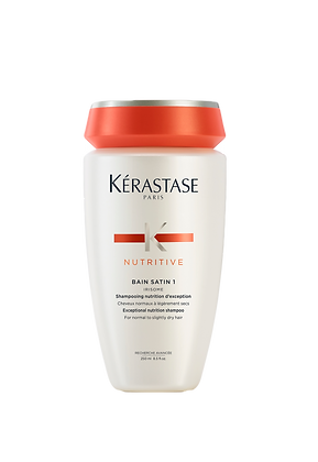 KERASTASE NUTRITIVE BAIN SATIN 1 FINE HAIR