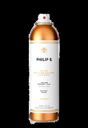 PHILIP B JET SET PRESICION CONTROL HAIR SPRAY