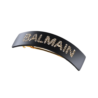 BALMAIN CRYSTAL BARRETTE LIMITED EDITION