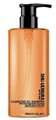 SHU UEMURA CLEANSING OIL SHAMPOO FOR DRY SCALP AND HAIR