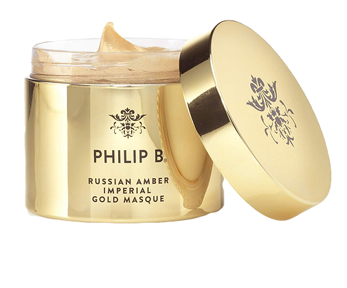 RUSSIAN AMBER IMPERIAL GOLD MASQUE