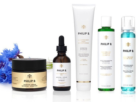 NEW IN! PHILIP B BOTANICAL HAIRCARE