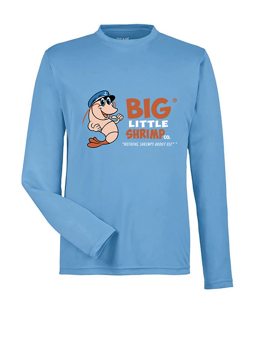 Big Little Shrimp Long Sleeve (Unisex)