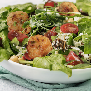 """Galley Sink"" Salad with Wild Shrimpetizers®"