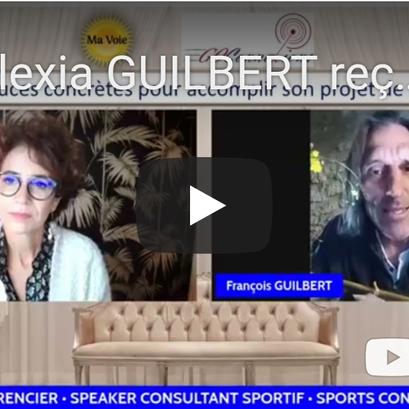 Alexia GUILBERT reçoit François GUILBERT 1ère partie : présentation.