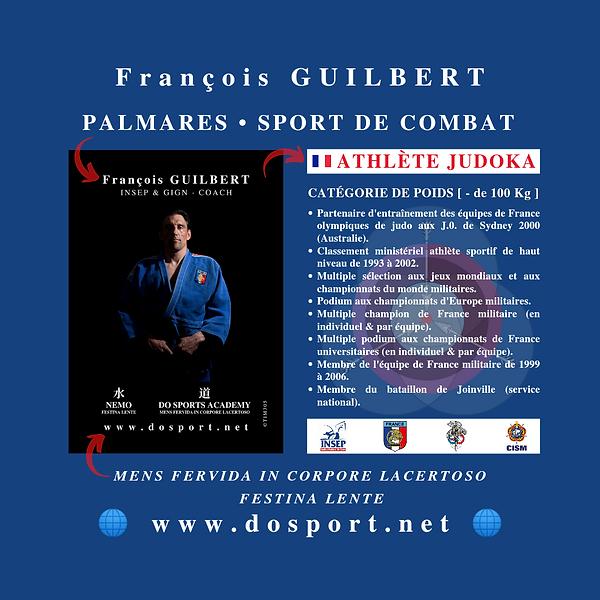 François GUILBERT INSEP & GIGN ·  PALMAR