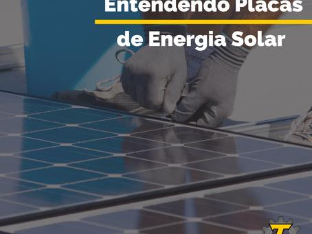 A resistência das Placas de Energia Solar