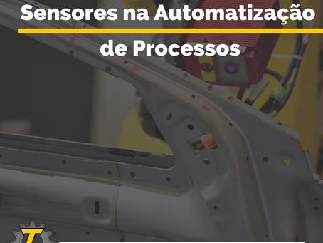 A participação dos sensores na automatização dos processos