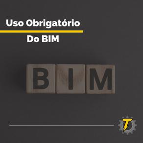 Uso obrigatório do BIM