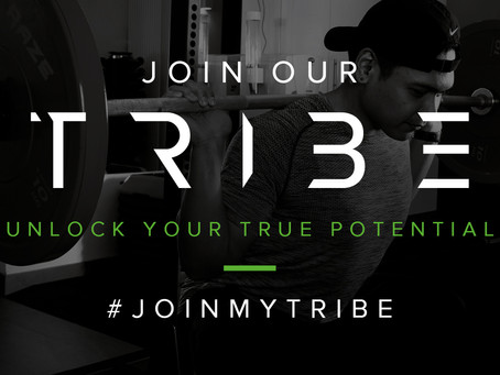 We've relaunched as TRIBE!