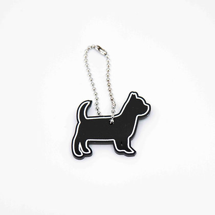 Dog Keyring/Bag Charms