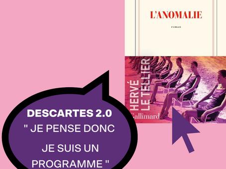 Descartes 2.0 : je pense donc je suis un programme