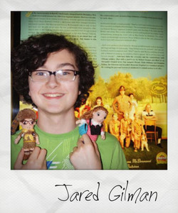 Jared Gilman