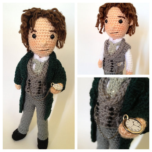 Eighth Doctor Who Pattern