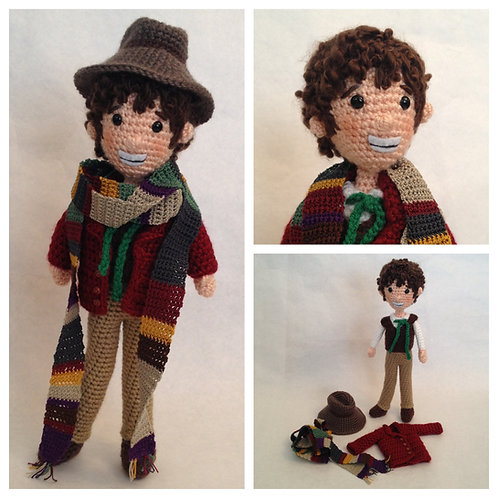 Fourth Doctor Who Pattern