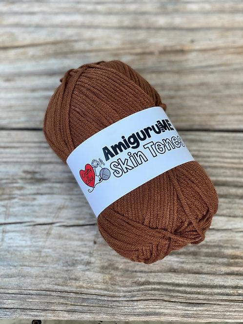 AmiguruMe Skin Tones Yarn Dark 1