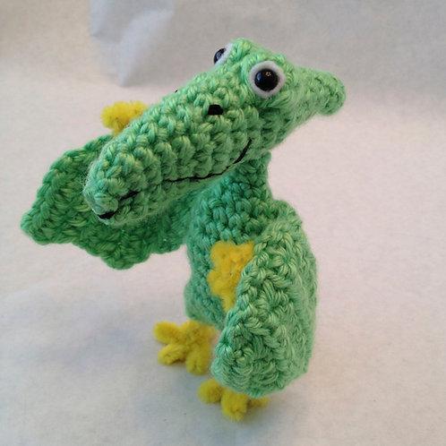 Pterri Crochet Pattern