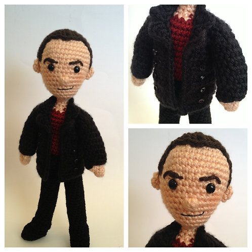 Ninth Doctor Who Pattern