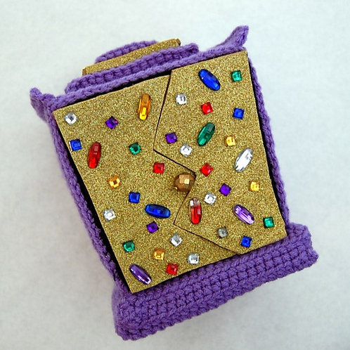 Jambi Crochet Pattern