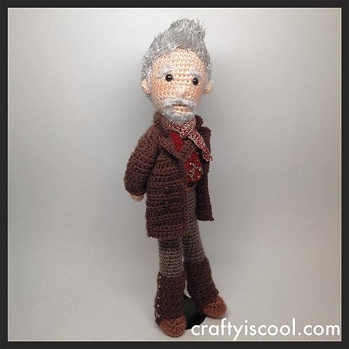 War Doctor Who Pattern