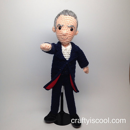 Twelfth Doctor Who Pattern