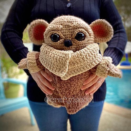 Bear Cub Amigurumi Pattern
