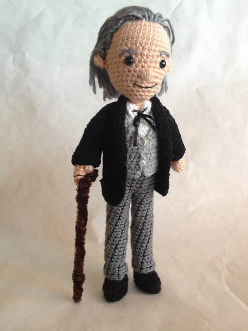 First Doctor Who Pattern
