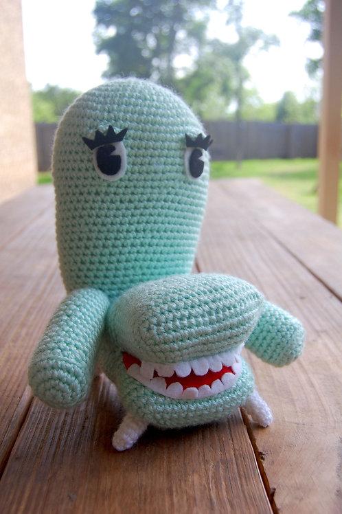 Chairry Crochet Pattern
