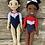 Thumbnail: Gymnast Doll Amigurumi Pattern