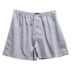 100%Cotton Breathable Printed Loose Pajamas-US$12.98