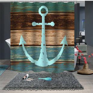 Trident Waterproof Bathroom Shower Curtain -US$19.90
