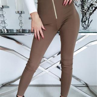 RM93.51 - Slim Stretch Waist Pants
