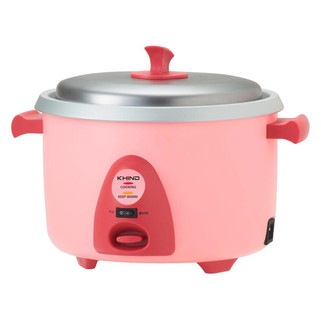 Khind RC918 Rice Cooker With Steamer 1.8L-RM79.00