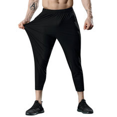 Elastic Breathable Quick-drying Casual Jogger Pants-US$29.37