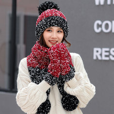 Women Winter Cotton Knit Hat-RM116.08